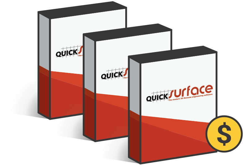 Quicksurface software