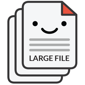 Handles Large Files