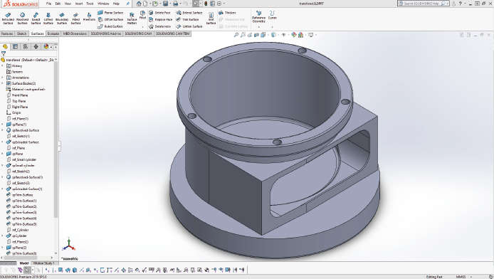 Export CAD For Use